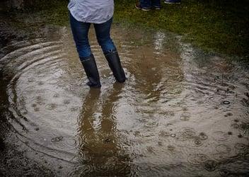 Heavy rains in Florida