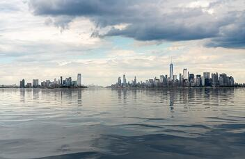 A view of the New York over the Hudson Bay, now serviced by United Claims Services