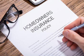 A standard homeowner's insurance policy doesn't cover everything.