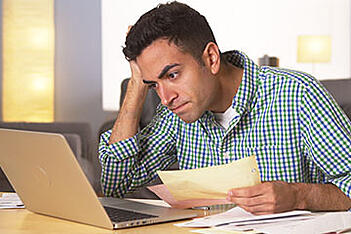 A man frustrated that his original insurance claim did not cover his losses, but does not know how to re-open his claim.