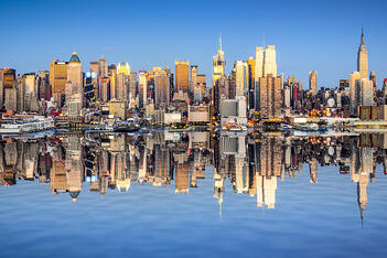 New York City, part of United Claims Specialists' New York service area.