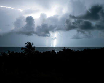 A tropical storm making landfall in Florida may leave newcomers wondering what to expect.