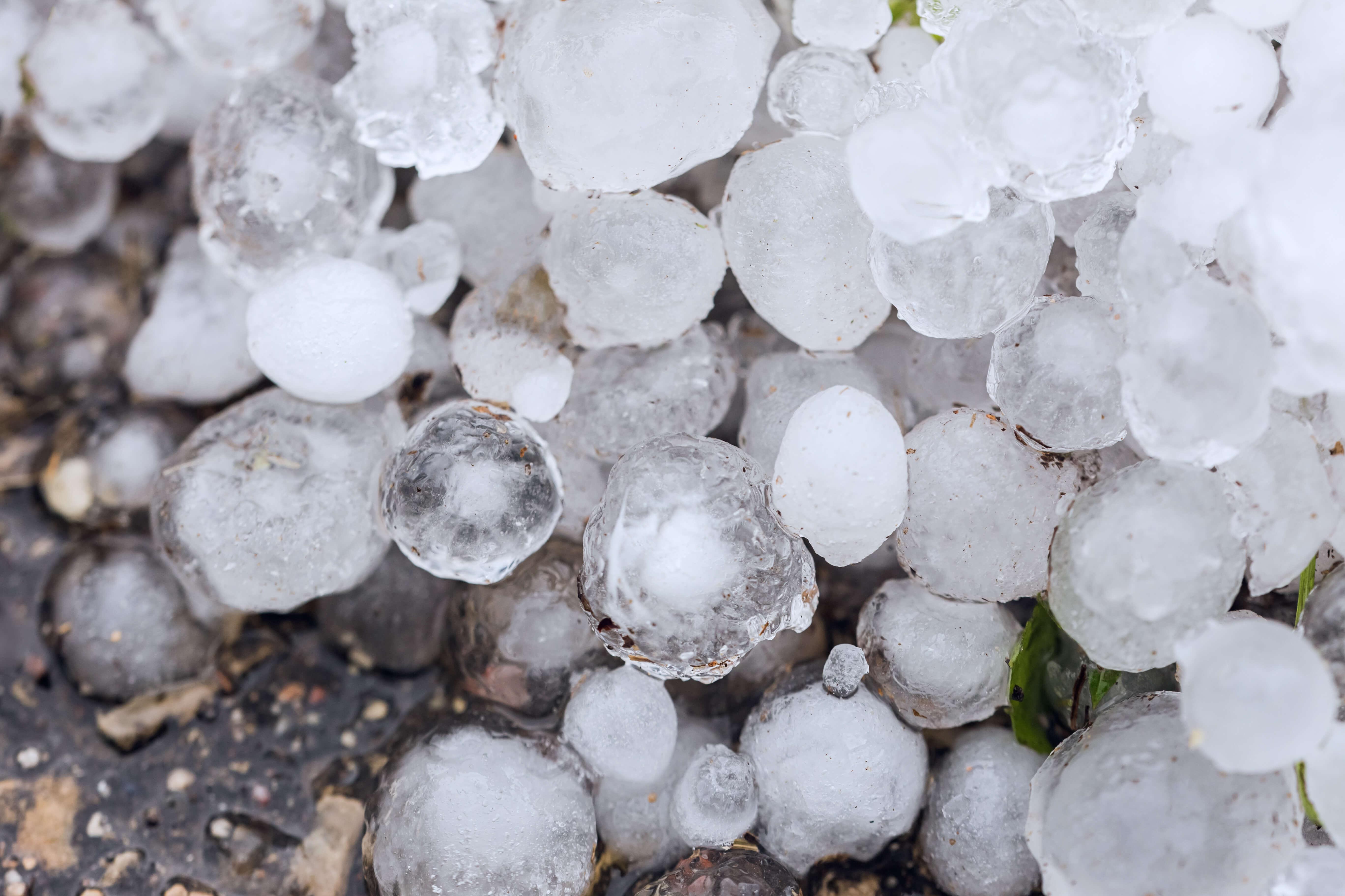 hail damage property damage claim
