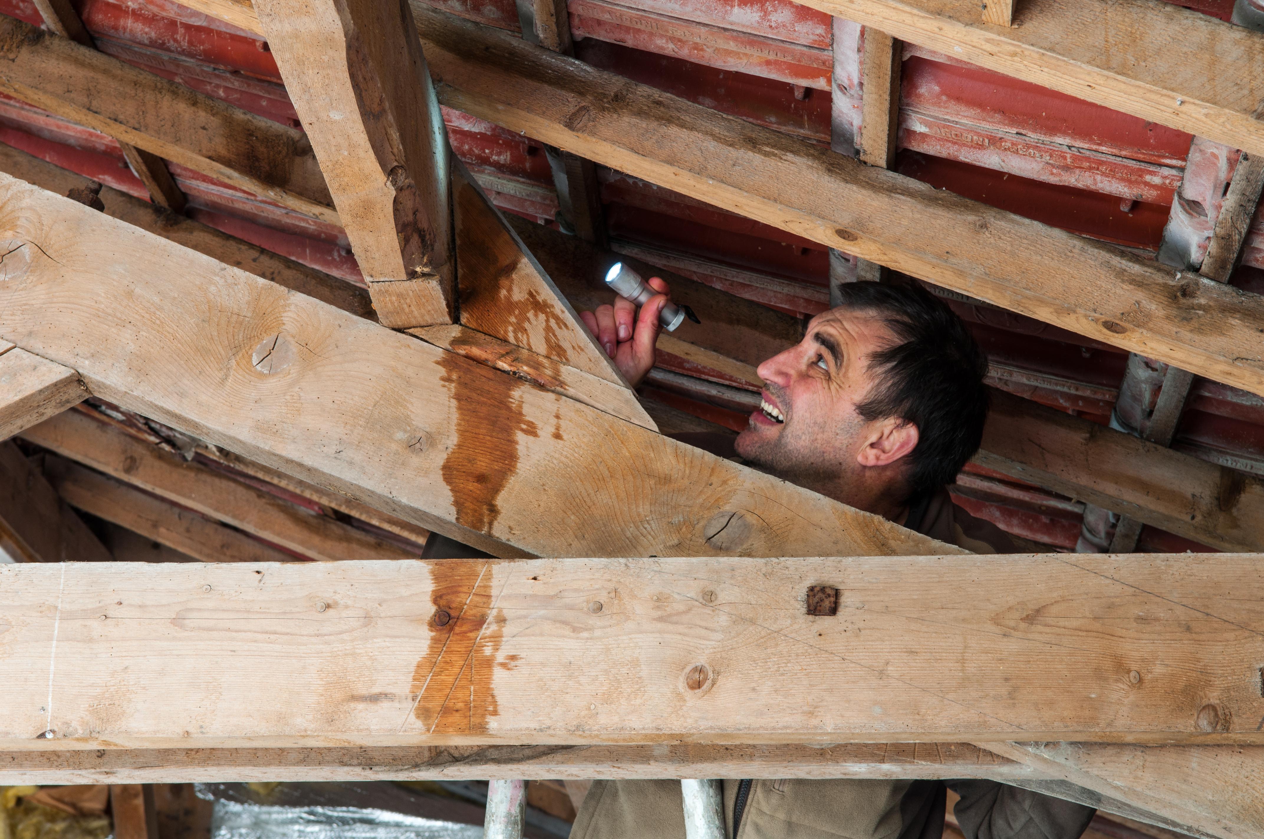 roof leak insurance claims 1